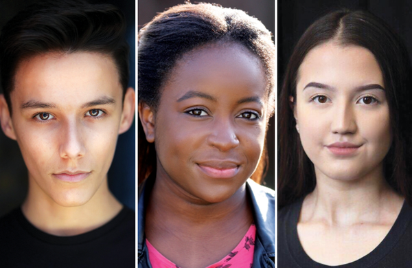 The Stage/Emil Dale Academy Scholarships winners 2019