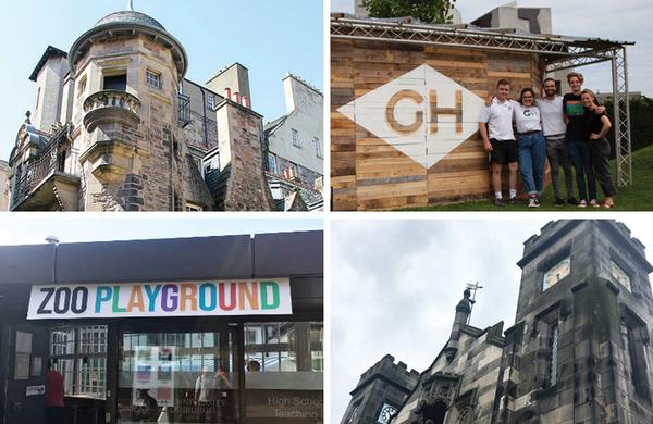 Edinburgh Festival Fringe's 5 top new venues