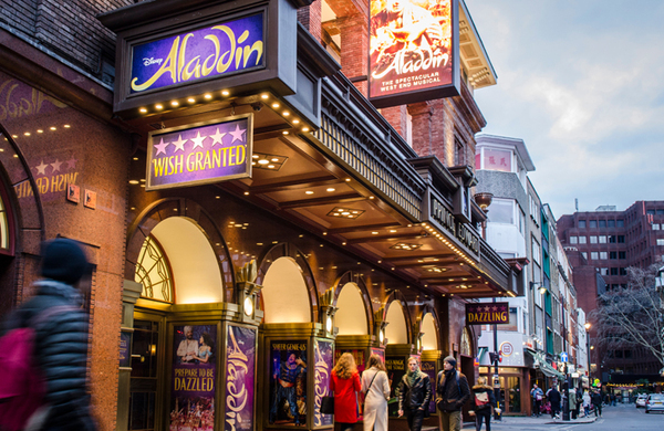 Theatres received £78 million in tax relief last year, new figures reveal