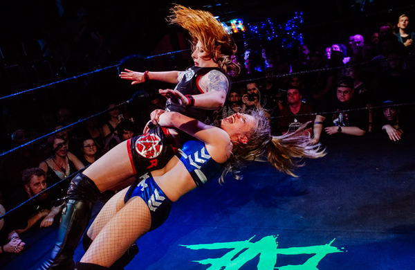 Professional wrestlers sign 'historic' Equity agreement recognising them as performers