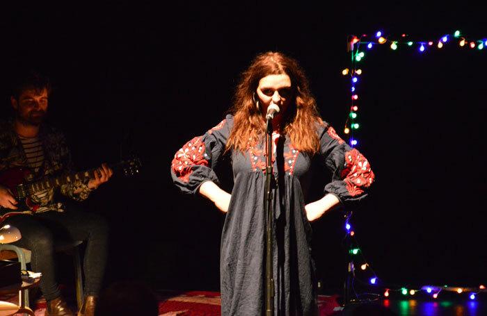 Taylor Dyson in Ane City at Assembly Roxy, Edinburgh