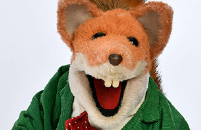 Basil Brush is celebrating 50 years in show business this year and makes his fringe debut performing at Underbelly
