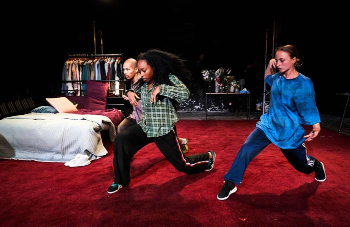 Civilisation from Antler Theatre at Underbelly, Edinburgh. Photo: Alex Brenner