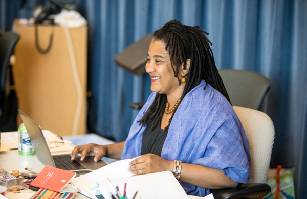 Playwright Lynn Nottage: 'Theatre is uniquely in the position to be at the vanguard of change'