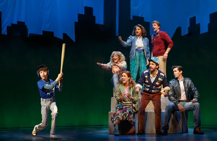Falsettos was revived on Broadway in 2016 with several Jewish cast members, but the forthcoming London production lacks Jewish representation. Photo: Joan Marcus
