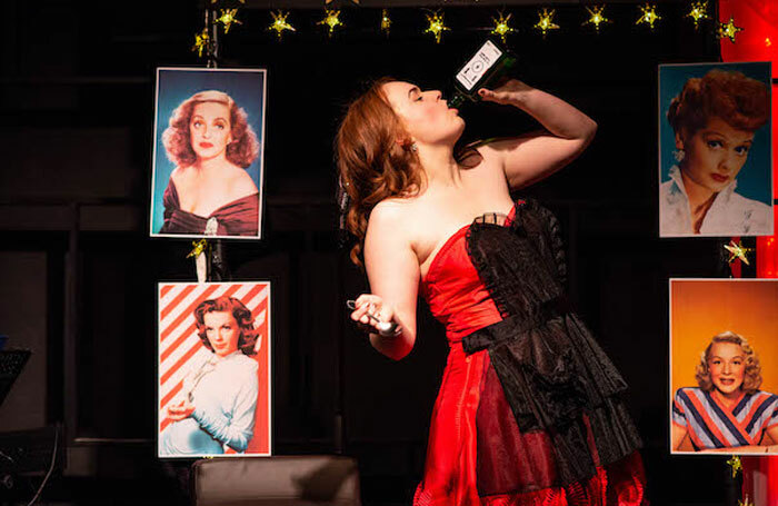 Rebecca Perry in From Judy to Bette: The Stars of Old Hollywood at Gilded Balloon, Edinburgh
