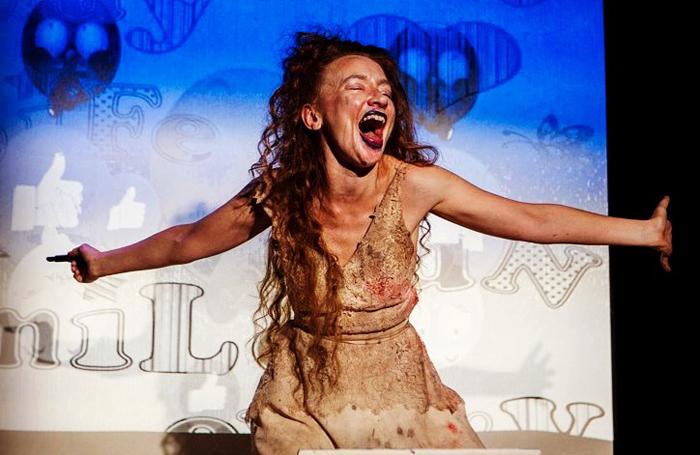 Irene Kelleher in Gone Full Havisham