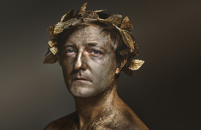 Andrew Maxwell in Julius 'Call Me Caesar' Caesar at Gilded Balloon, Edinburgh