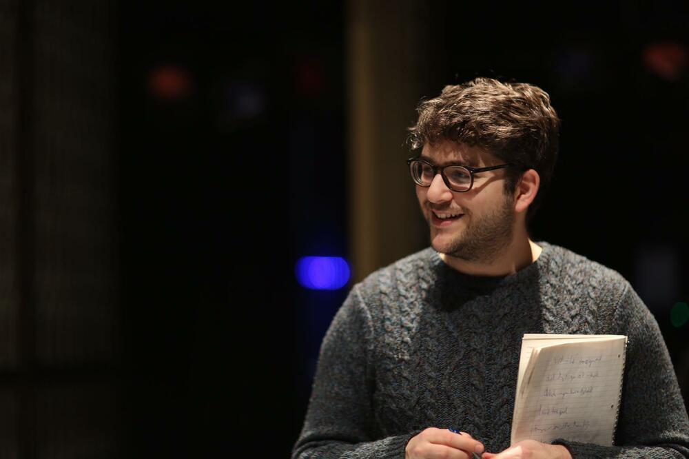 Director Josh Seymour