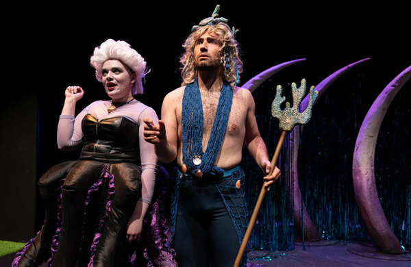 Unfortunate: The Untold Story of Ursula, the Sea Witch