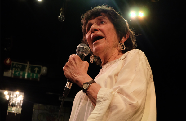 85-year-old comedian Lynn Ruth Miller is living proof that the old ones are the best ones