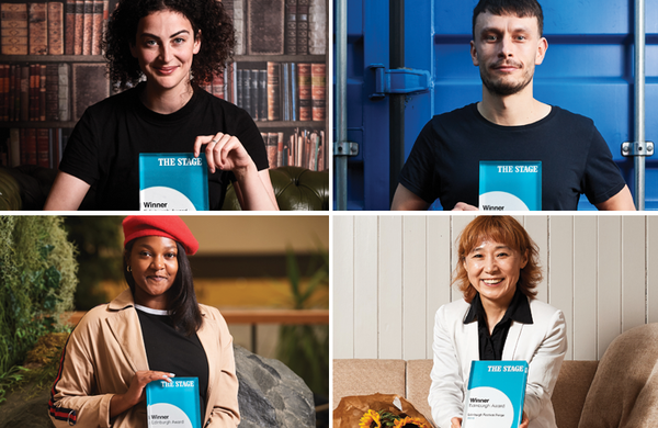 The Stage Edinburgh Awards 2019: the winners in full