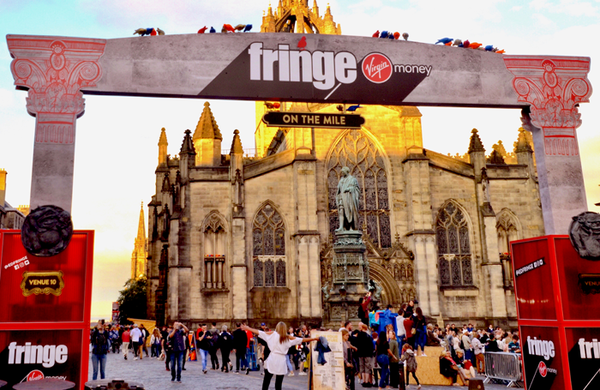 Edinburgh Fringe ticket sales reach 3 million for first time