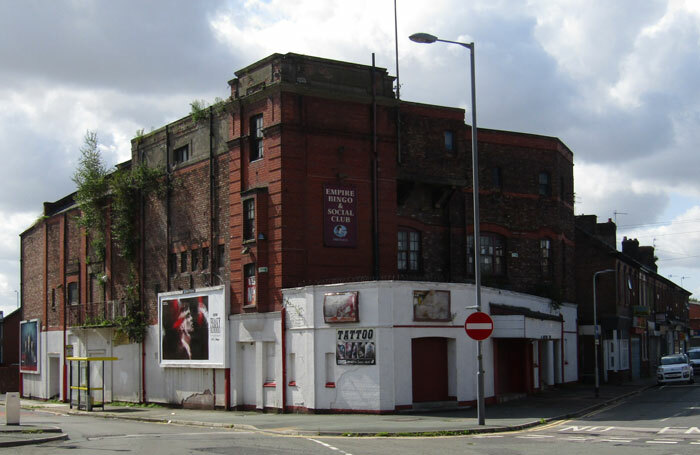 The Garston Empire opened in 1915 and was a theatre for three years before becoming a cinema. Its last use was as a bingo hall