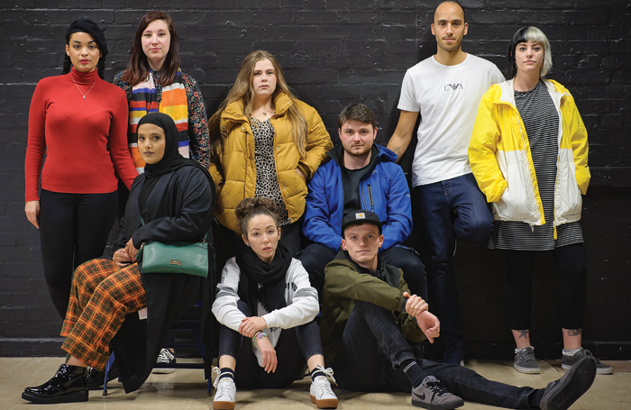 20 Stories High Young Actors Company. Photo: Wesley Storey