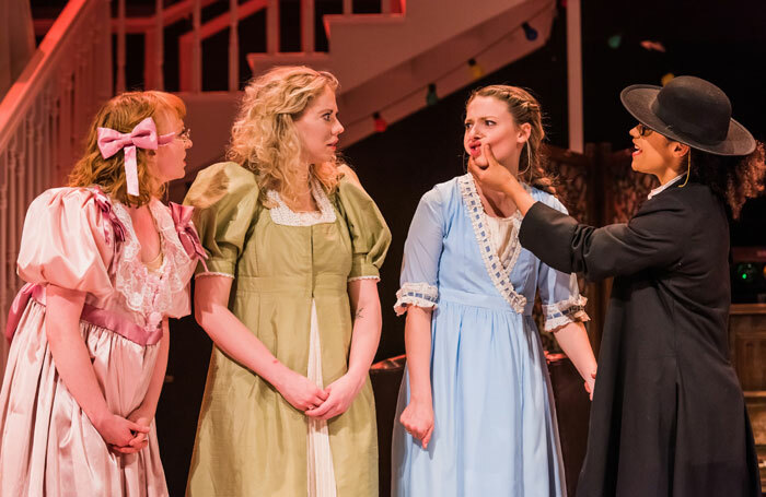 Pride and Prejudice* (*Sort Of) review, Bristol Old Vic, Bristol, 2019