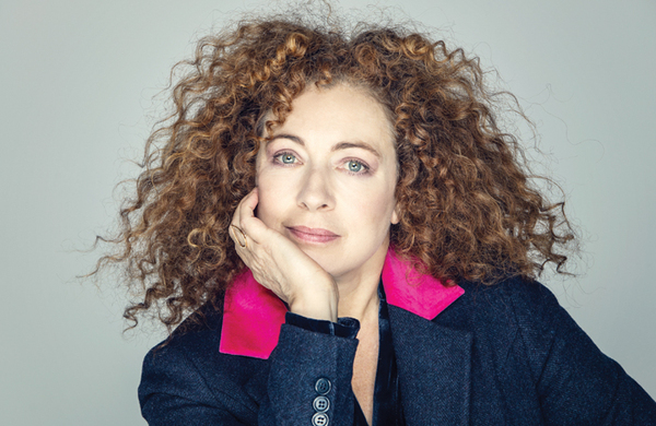 Alex Kingston: 'I don't want to play King Lear – let's create new heavy hitting roles for women'