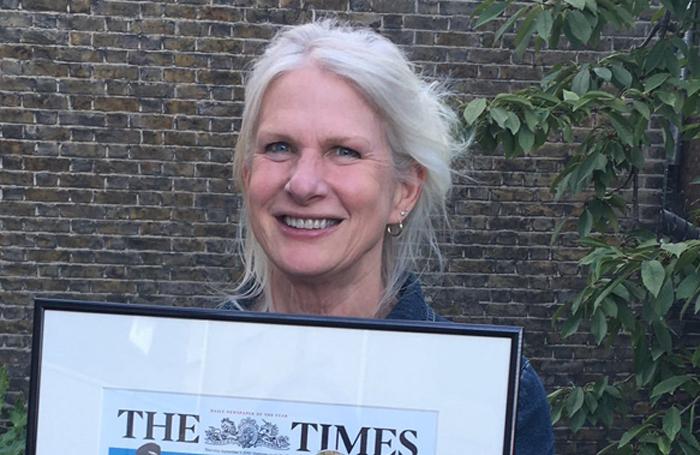 Ann Treneman leaving The Times