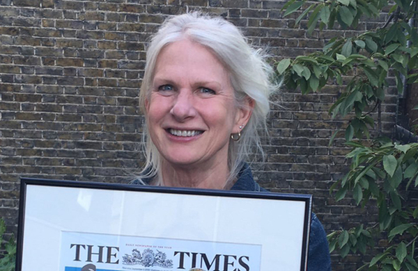 Ann Treneman steps down from chief theatre critic role at the Times