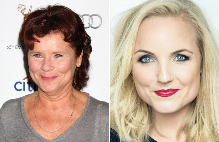 Imelda Staunton and Kerry Ellis  are among the confirmed guests. Photo: Helga Esteb