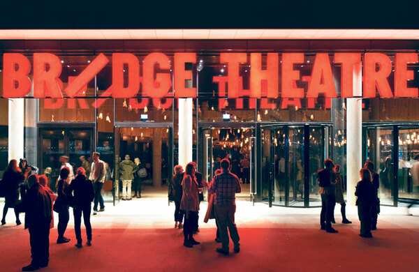 Bridge Theatre and Barbican to bring Vox Motus' Flight to London