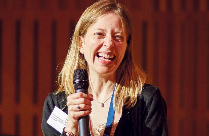 Opera North's head of community partnerships Madeleine Thorne. Photo: Justin Slee