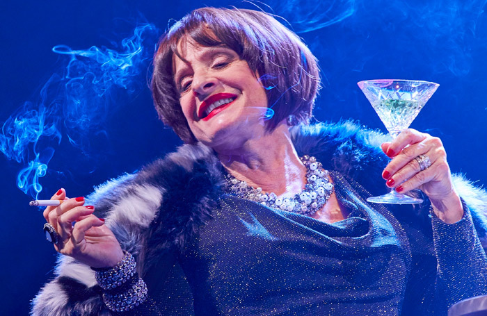 Patti LuPone will reprise her role in Company for its Broadway transfer. Photo: Brinkhoff/Mögenburg
