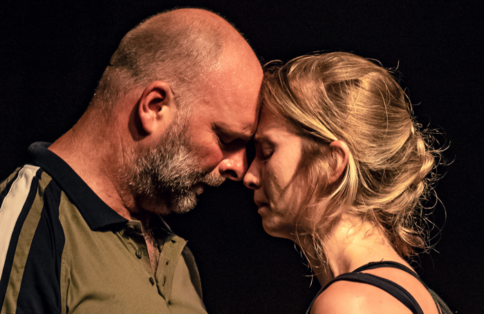 Nigel Barrett and Sophie Melville in Pops, which will feature at the HighTide Festivl. Photo: The Other Richard