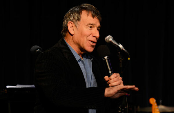 Stephen Schwartz: UK musical theatre performers are the best actors in the world