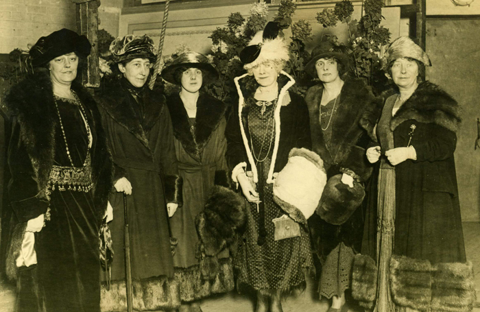 The Theatrical Guild was founded in 1891 by Kitty Carson. Photo: The Theatrical Guild