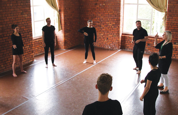 Not sure about going to drama school? Try a foundation course first