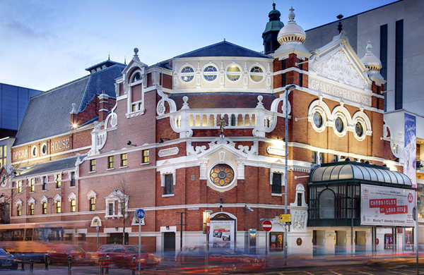 Former Belfast Grand Opera sales manager spared jail after admitting £20k fraud