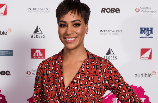 Cush Jumbo to host The Stage Debut Awards with presenters including Rosalie Craig and Mark Gatiss