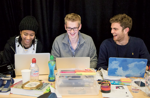 Snacks, spanners and self-belief: what you really need to take with you to drama school