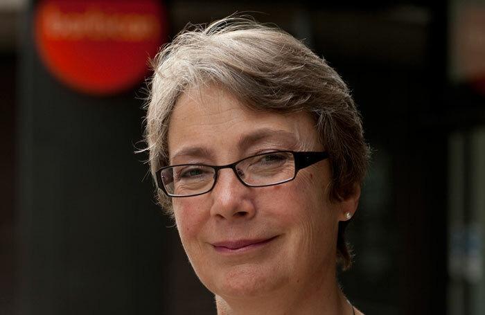 Louise Jeffreys. Photo: Alistair Ramsay