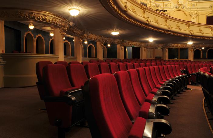 Theatre auditorium. Photo: Shutterstock