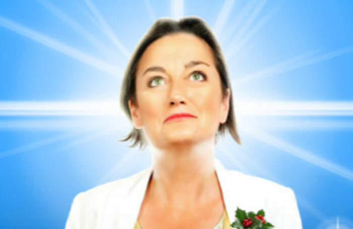 Zoe Lyons will star in the European premiere of An Act of God.