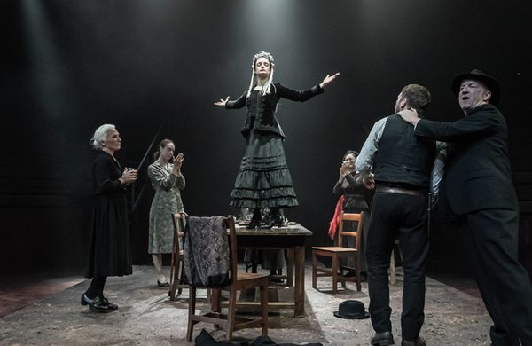 Blood Wedding at the Young Vic, London – review round-up