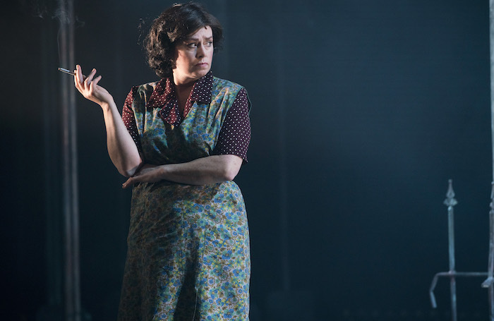 Jacinta Whyte in Angela's Ashes – The Musical. Photo: Pat Redmond