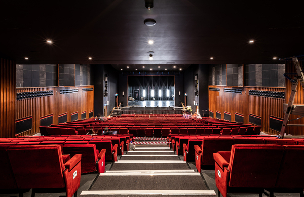 Pop stars, Sooty and a £42m revamp – Croydon's Fairfield Halls is back for the future