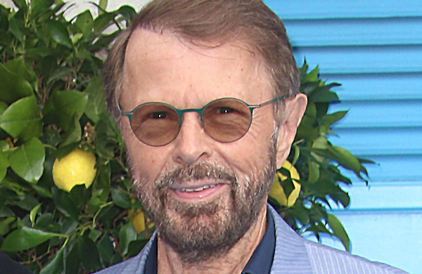 Abba Super Trouper Bjorn Ulvaeus takes a chance on 1977 jumpsuit