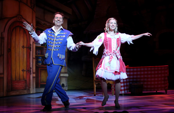 Richard Jordan: Can the arts reunite the country? Maybe panto has the answer