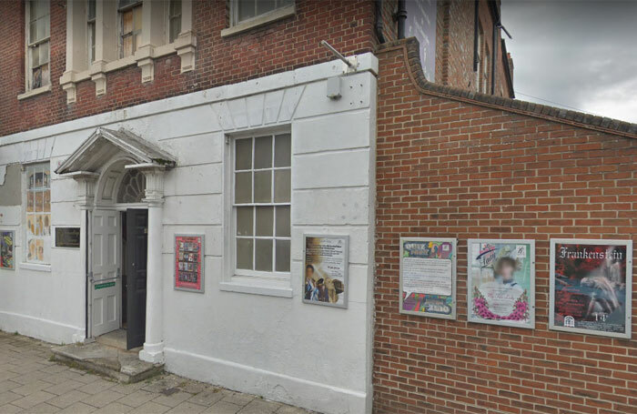"Groundlings Theatre in Portsmouth has been targeted in a ""malicious"" burglary. Photo: Google Maps"