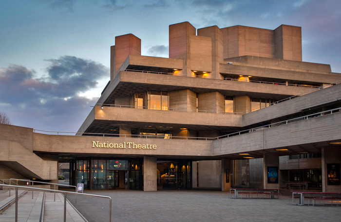 National Theatre. Photo: Shutterstock