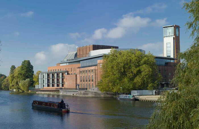 The Royal Shakespeare Company's base in Stratford-Upon-Avon. Photo: Peter Cook