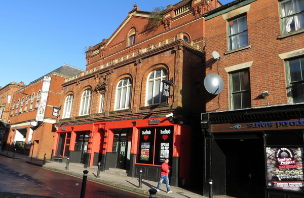 Theatres nationwide in line for multimillion pound boost in high street regeneration scheme