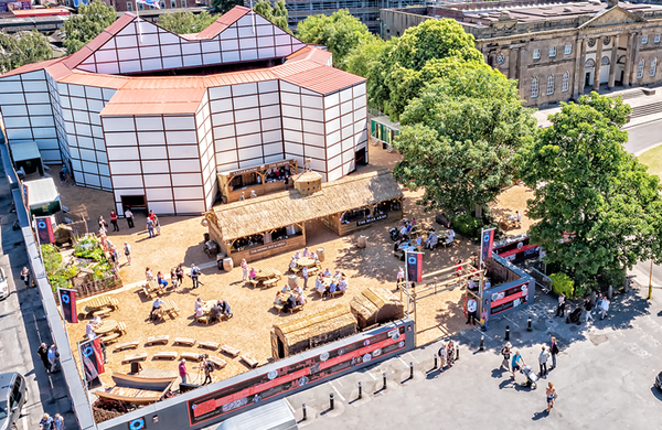 Shakespeare's Rose Theatre collapses as producers blame Brexit for 'unsustainable losses'