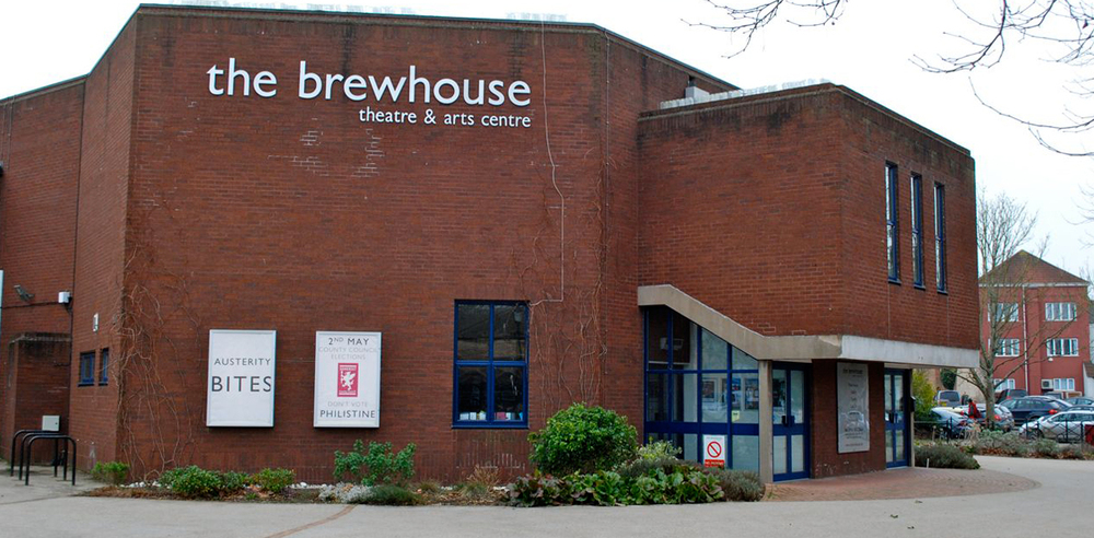 The Brewhouse Theatre in Taunton