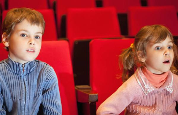Children's theatre engagement declining faster than all other creative activities