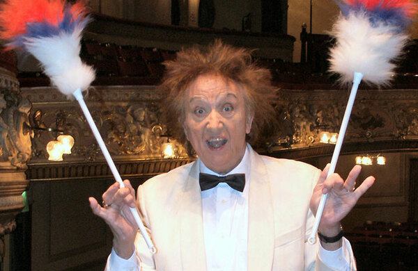 Send in your Ken Dodd tributes for a new book – your views, September 26